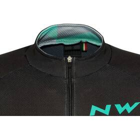 Northwave Origin Jersey korte mouwen Dames, black/light grey